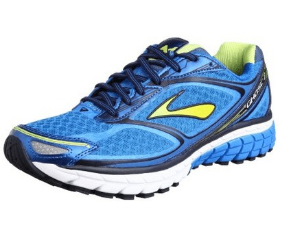 Brooks Ghost 6 Test