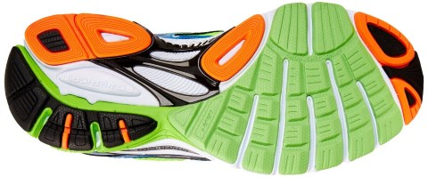 Saucony Guide 7 Test