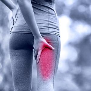Muskelkater in den Beinen