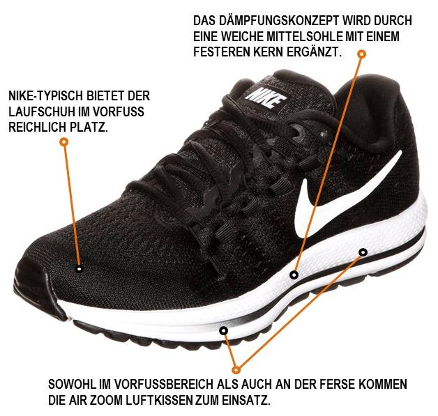 Nike Vomero 12 Test